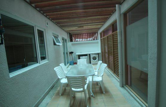 Poolside Apartment